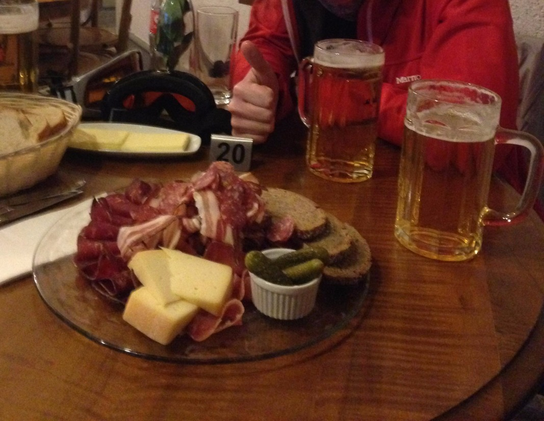 Swiss platter & beers_edited