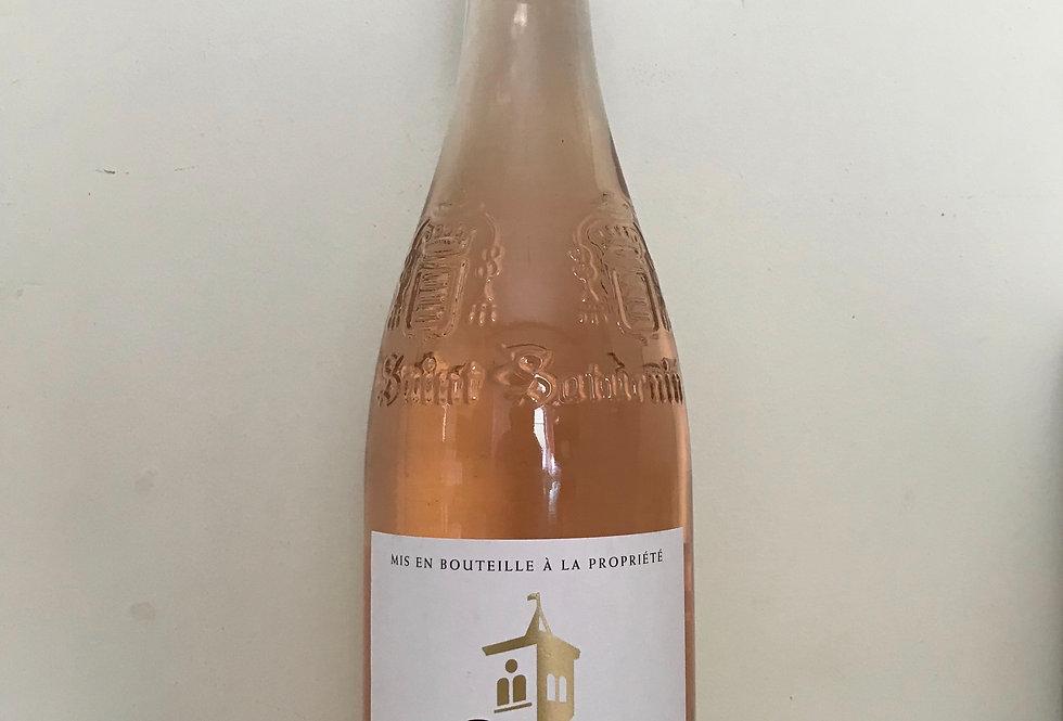 Vin d'Une Nuit, Saint Saturnin, Rose 2018, AOP Languedoc Saint Saturnin