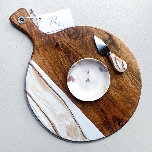 Board & Knife Set