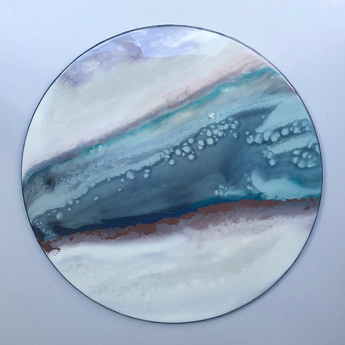 60cm Resin Paining