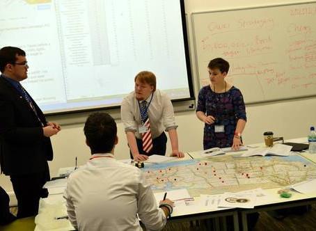 Dabbling in Model UN – UKIMUN US election simulation