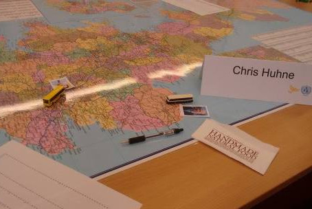 The 2010 election in an alternative universe – UKIMUN Bristol