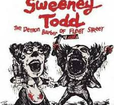 Sweeney Todd in Concert;                          A Pop-Up Musical