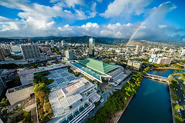 Convention Center Afternoon 11mm2  by Ca