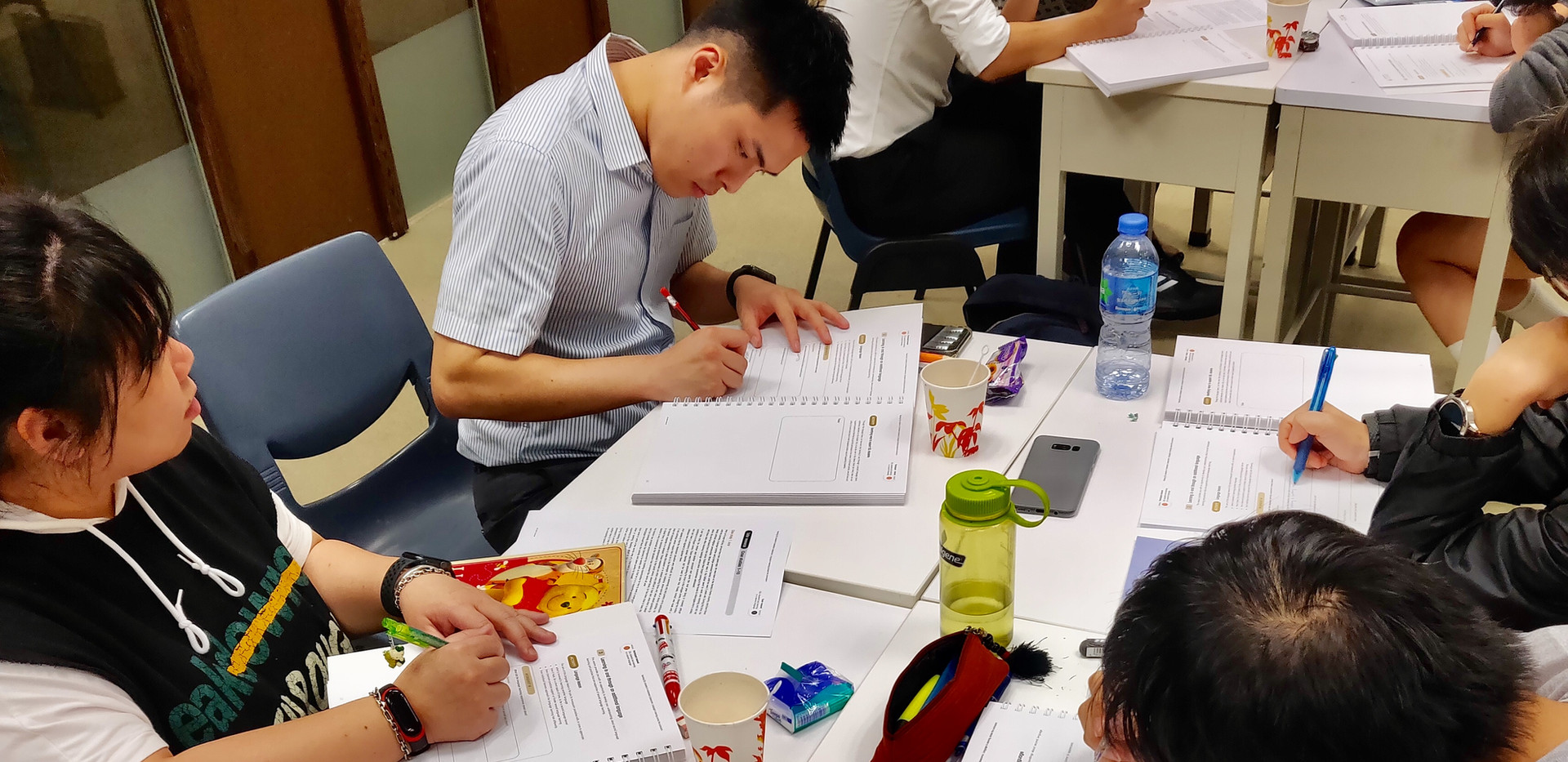 Professional Development for teachers in Macau