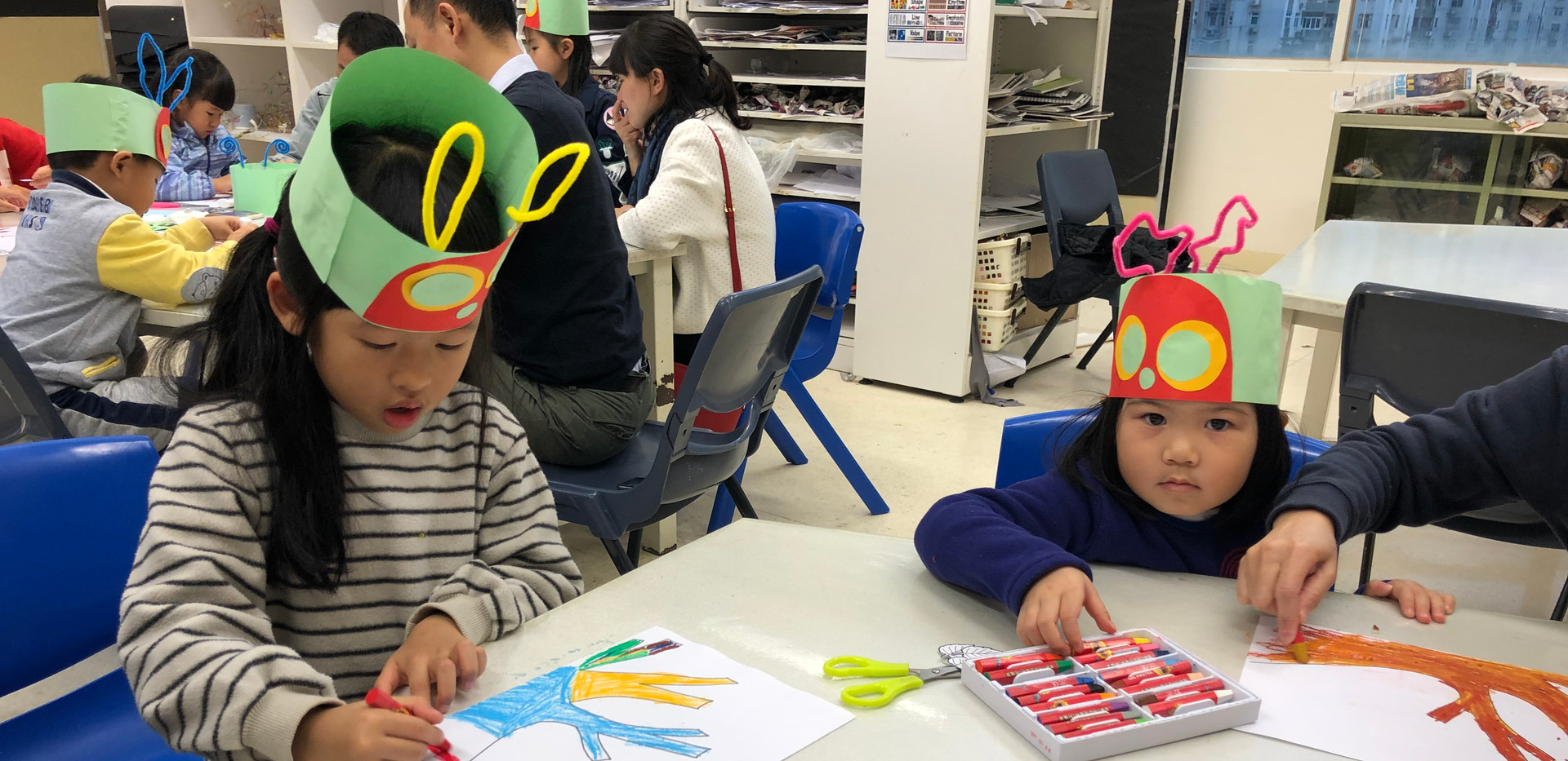 Family Fun Art Workshop 親子創意藝術工作坊