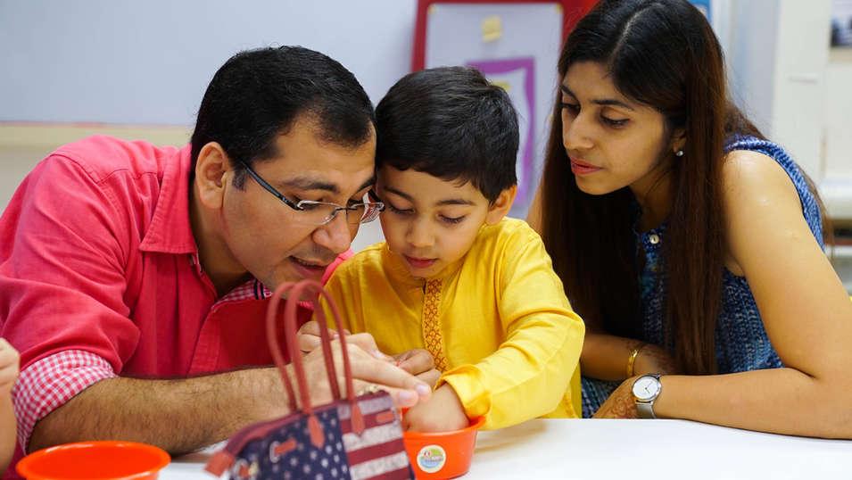 Parent-child Courses 親子課程