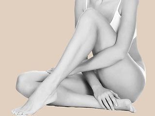 hair removal womans legs