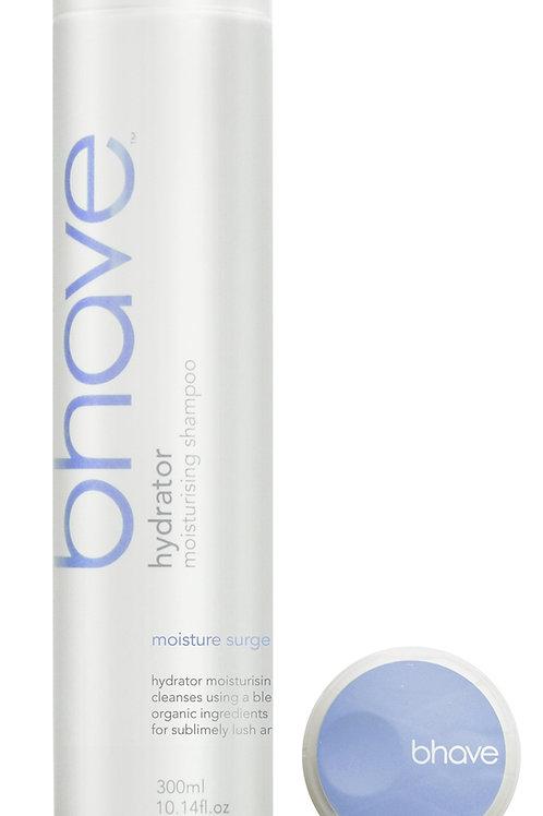 bhave Hydrator Moisturising Shampoo