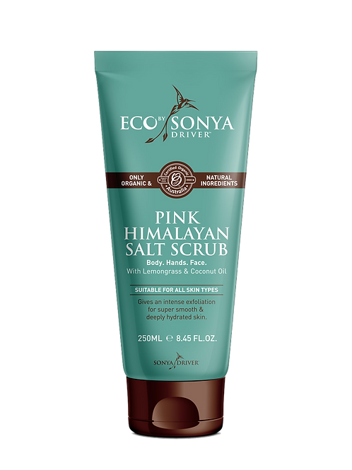 ECO Himalayan Salt Body Scrub