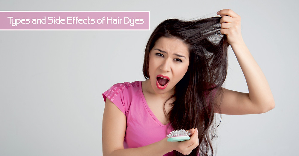 Side effects of hair dyes