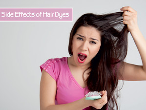 Types and Side Effects of Hair Dyes
