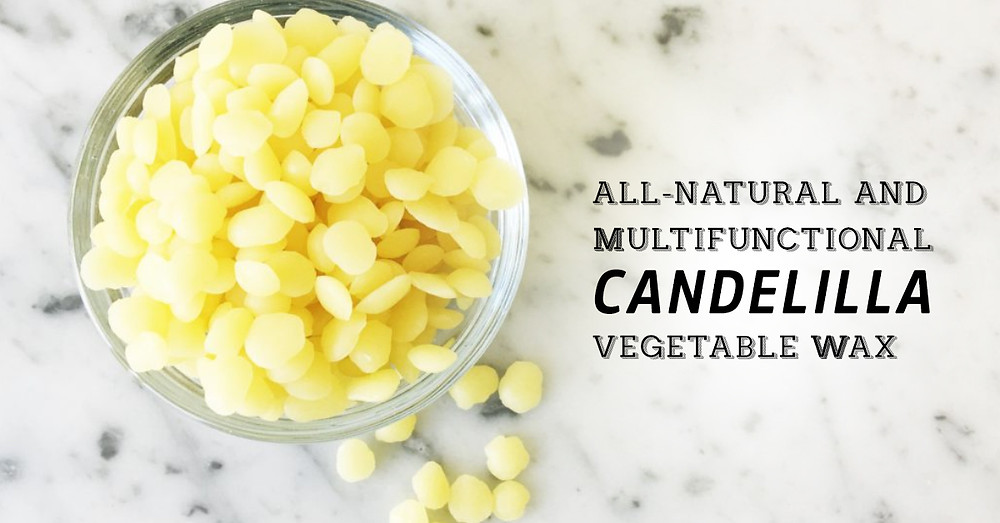 Candelilla Vegetable Wax