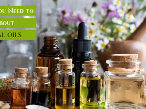 What You Need to Know about Natural Oils