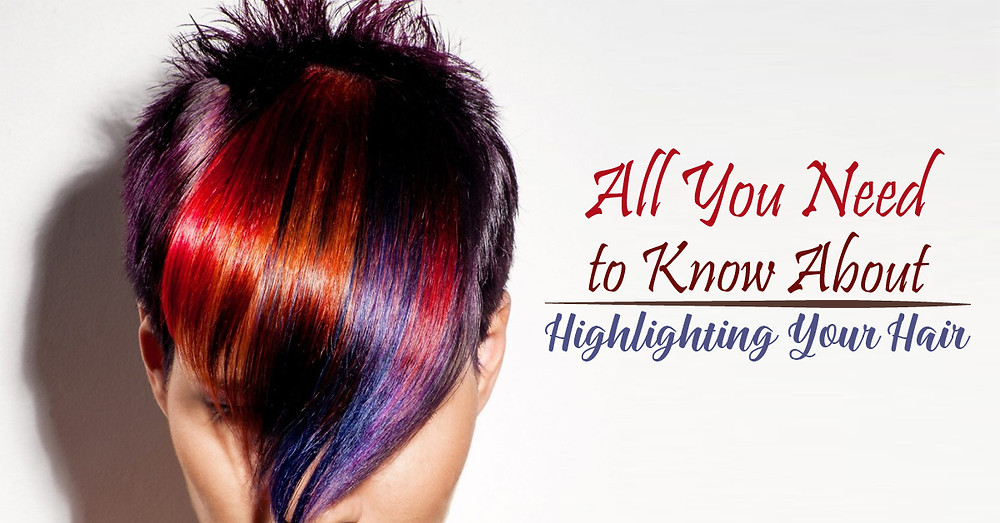 Highlighting your Hair