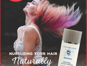 How Scalp Serum Can Give You the Best Good Hair Days Ever