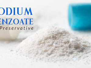 Facts about Sodium Benzoate as Preservative