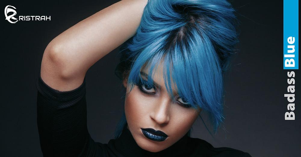 badass blue