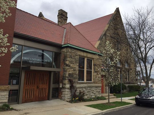 First Unitarian Church in Avondale, Ohio