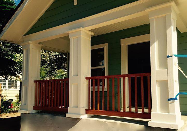 Porch Column