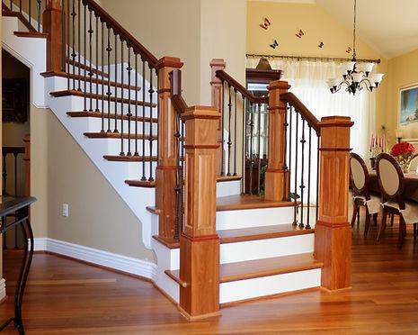 Cumaru Staircase