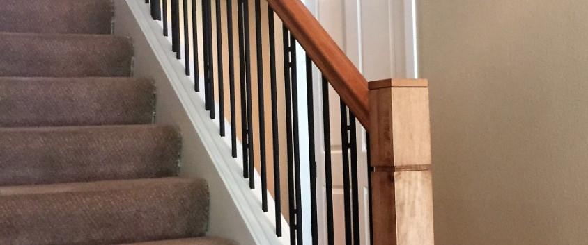 Contemporary Handrail