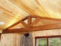 Pine Ceiling II