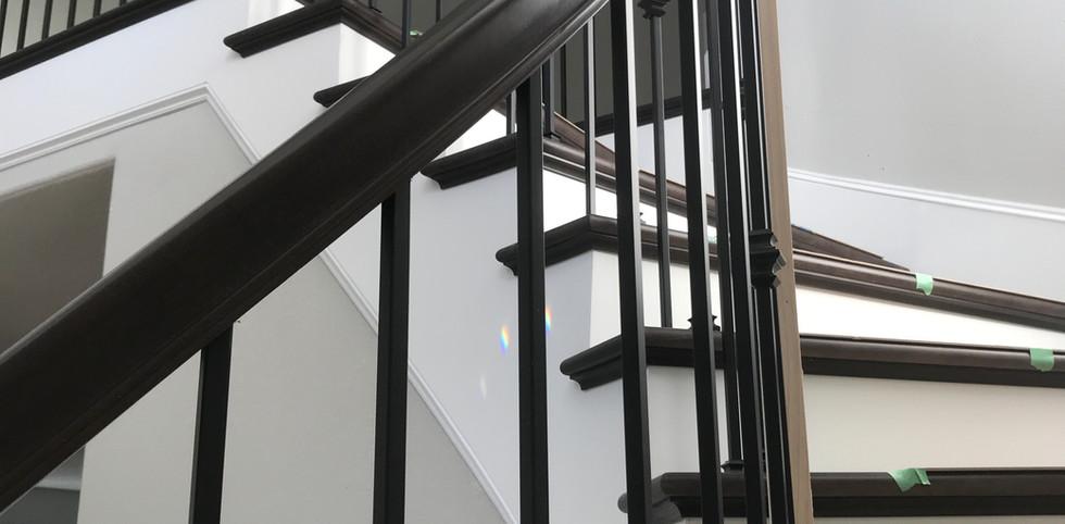 A Radius Staircase