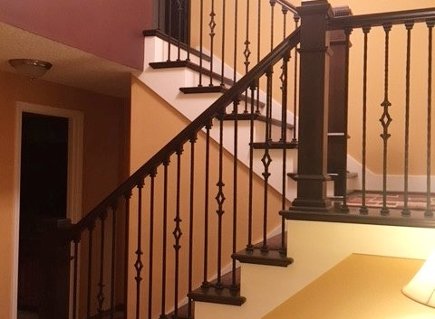 Gothic Stair