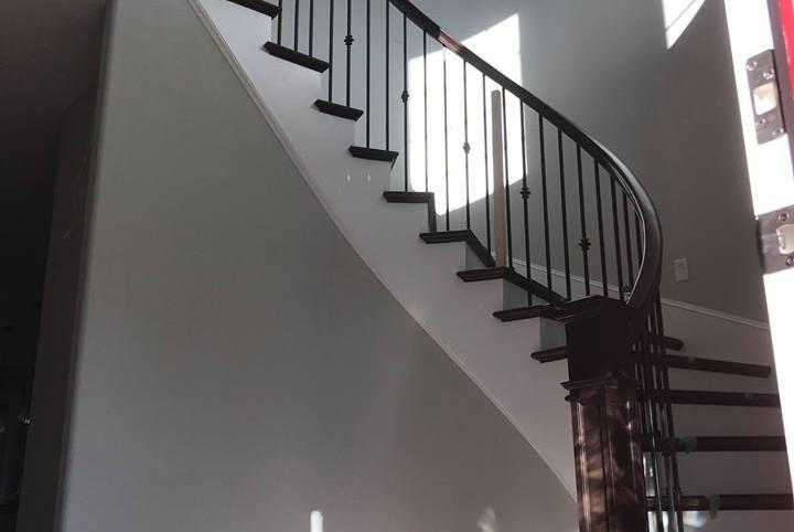 Radius Staircase
