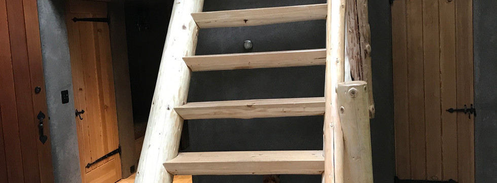 Monobeam Stair System
