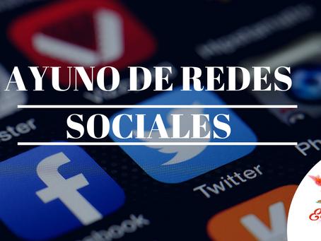Ayuno de Redes Sociales
