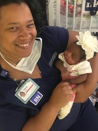 Our Favorite Nurse Karena