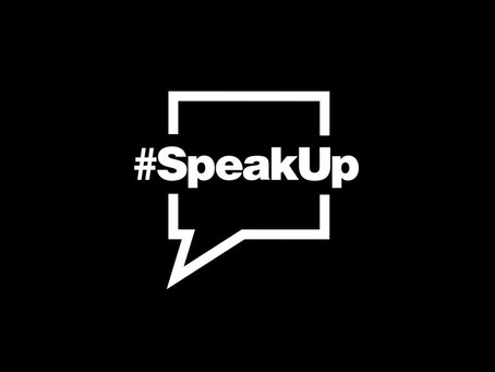#SpeakUp  Healthcare Workers