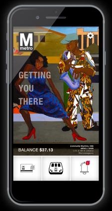 Metro App - Design