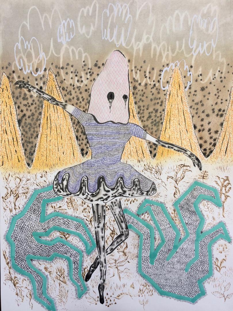 Knifophian Dancer