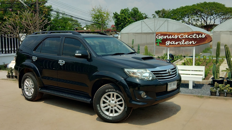 #1817 TOYOTA FORTUNER CHAMP 2.5G AT   2013