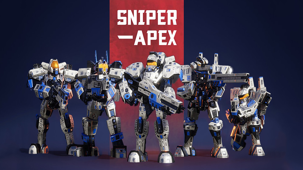 Upcoming first person shooter mobile game Sniper Apex