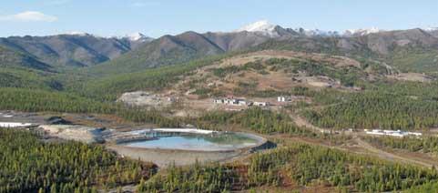 Результаты опытно-промышленной переработки лежалых хвостов ЗИФ рудника «Джульетта»