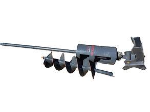 бурение отверстий |сваекрут | навесное оборудование для закручивания свай | закручивание свай |гидробур | Боцман