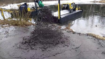 Добыча песка | Боцман