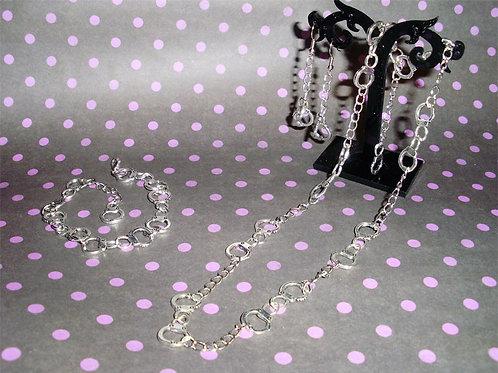 Handcuff Jewellery Set