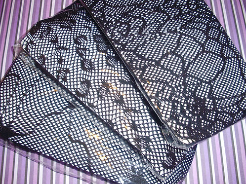 Fishnet Pantyhose (Spider Web, Leopard, or Star Pattern)