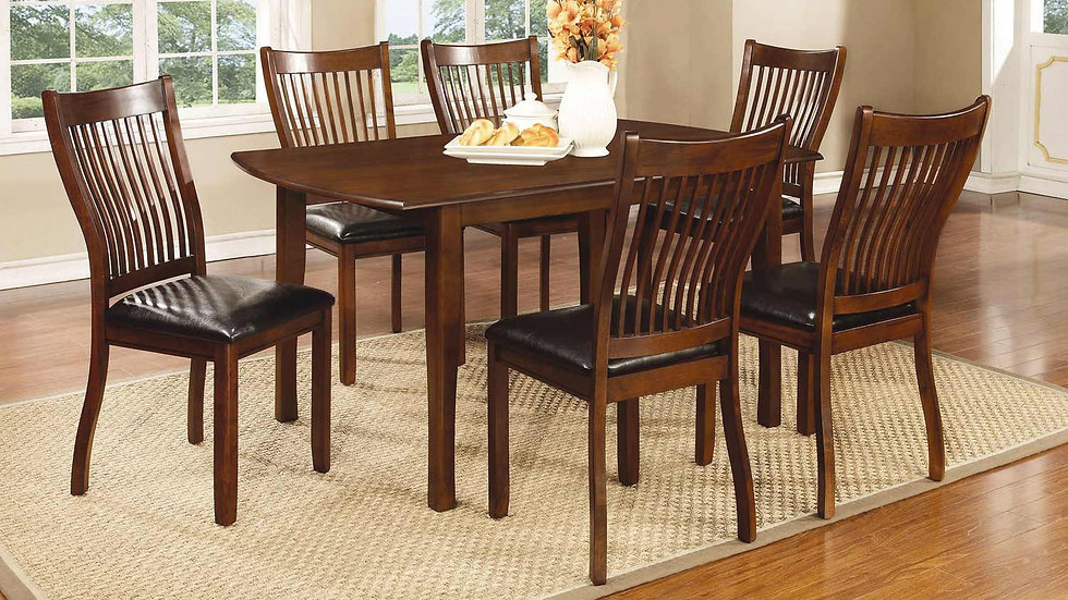 DREY 7 PC DINING SET