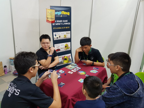 Penang School Maker Fair @ Han Chiang High School