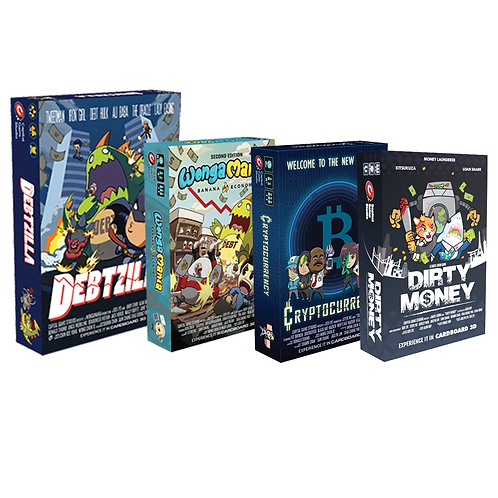 Master of Finance bundle deal