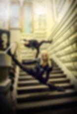 Виктория Сидельникова на проекте Танцы на ТНТ