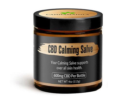 ES 4oz  CBD Calming Salve