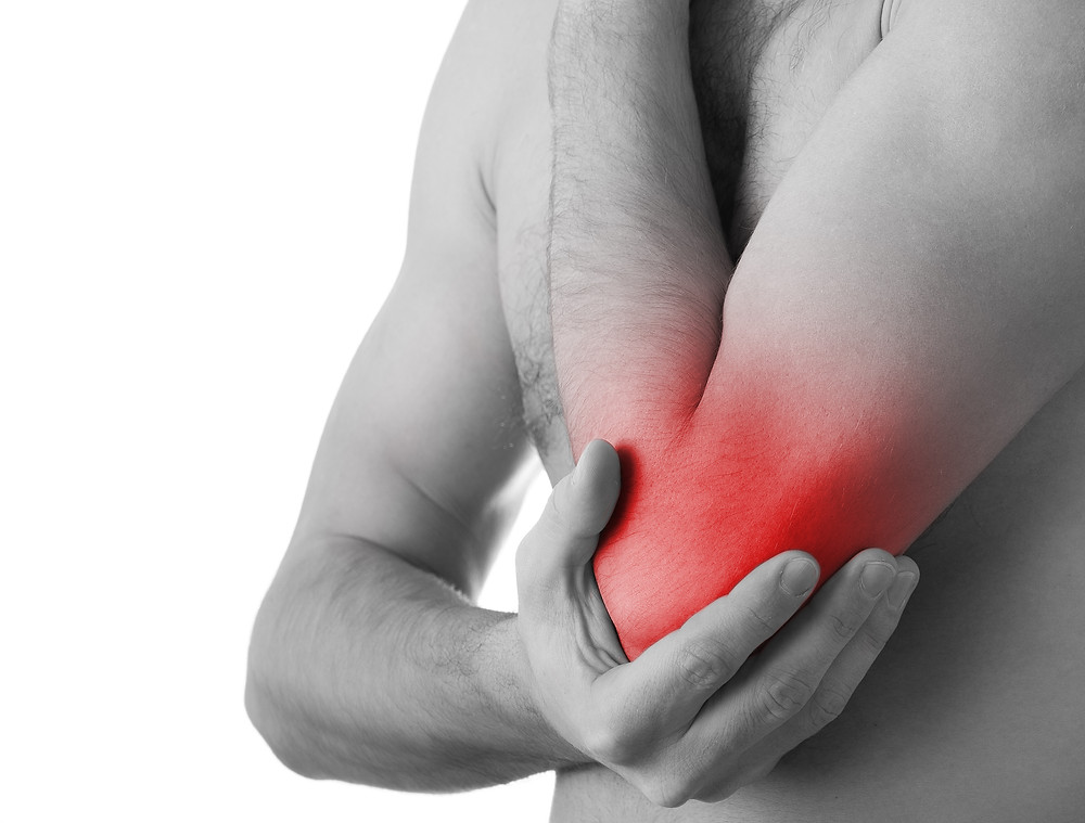 Tennis Elbow in Palm Harbor
