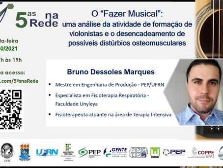 """""""O Fazer Musical"""" - uma análise da atividade de formação de violinista"""